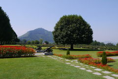 A war memorial park in India Stock Images