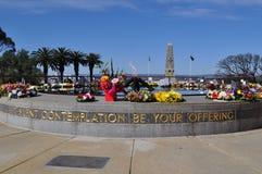 War memorial Perth Western Australia Kings Park Stock Image