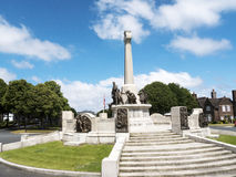 War memorial in Port Sunlight Stock Photos