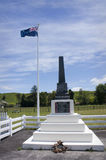War Memorial, Rangiwahia Stock Photos