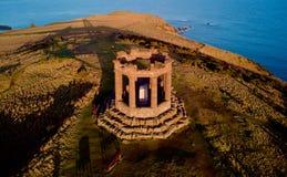 War memorial stonehaven aberdeenshire scotland stock images
