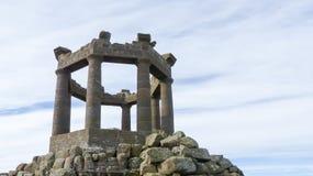 War Memorial, Stonehaven, Scotland Royalty Free Stock Photo