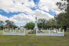 War Memorial Tonga Royalty Free Stock Photos