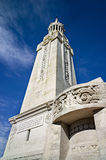 War memorial WWI Notre Dame de Lorette France Royalty Free Stock Photography