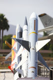 War Missiles Royalty Free Stock Photo