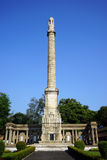 War Monument Stock Photo
