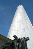 War monument De Boeg in Rotterdam Royalty Free Stock Photography