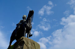 War Monument Royalty Free Stock Images