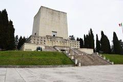War monument, region of Treviso Royalty Free Stock Photos