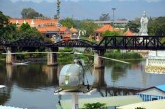 War museum in Kanchanaburi, Thailand Stock Photography