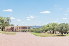 War Museum at the Womens Memorial in Bloemfontein Stock Photography