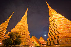 War Pho,  Bangkok, Thailandia. Stock Image