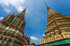 War Po, Bangkok, Thailandia. stock images