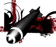 War Raket Stock Image