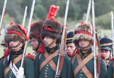 War Reenactment Stock Photos