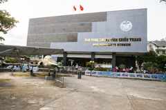 War Remnants Museum in Ho Chi Minh, Vietnam Royalty Free Stock Photo