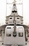 War ship Royalty Free Stock Photography