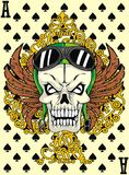 War skull Royalty Free Stock Images