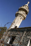 War-struck mosque Stock Images