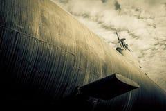 War submarine Stock Images