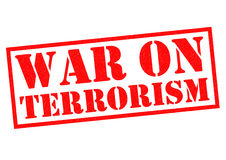 WAR ON TERRORISM Royalty Free Stock Image