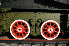 War train 1 Royalty Free Stock Photo