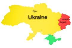 War in Ukraine 5 Royalty Free Stock Photos