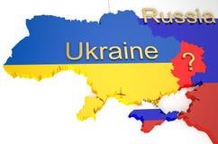 War in Ukraine 2 Royalty Free Stock Image