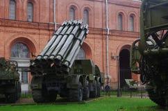 War vehicles Royalty Free Stock Photo