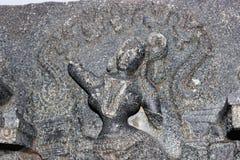 Warangal fort Royaltyfria Bilder