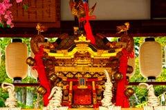 Waraten Shinto Shrine, Kyoto, Japan Stock Photo