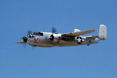 Warbird In Flight Stock Photos