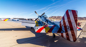 Warbird Royalty Free Stock Photo
