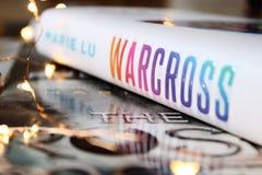 Warcross escrito por Marie Lu foto de stock royalty free