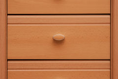 Warddrobe drawer Royalty Free Stock Photos