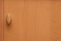 Warddrobe drzwi Zdjęcia Stock