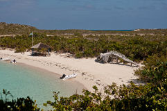 Warderick Wells Bahamas Royalty Free Stock Images