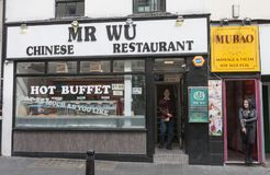 Mr Wu Chinese Restaurant on Wardour Street