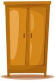 Wardrobe vector illustration