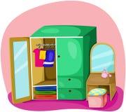 wardrobe royalty illustrazione gratis
