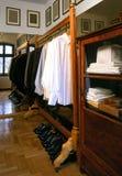Wardrobe. Big wardrobe in the house Royalty Free Stock Photography
