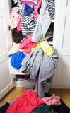 wardrobe Fotografia Stock Libera da Diritti