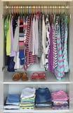 wardrobe Immagini Stock Libere da Diritti