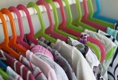wardrobe Fotografia Stock