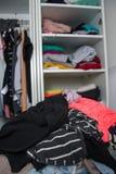wardrobe Immagini Stock