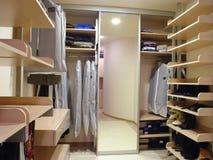 Wardrobe Royalty Free Stock Images