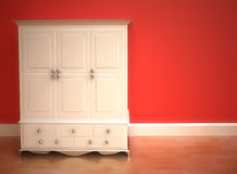 Wardrobe furnishing Stock Image