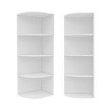 Wardrobe Isolated on White Background, 3D rendering Royalty Free Stock Image