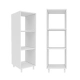 Wardrobe Isolated on White Background, 3D rendering. Illustration Royalty Free Stock Photography