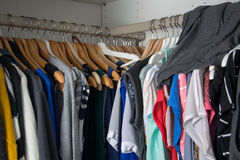 Wardrobe Royalty Free Stock Image